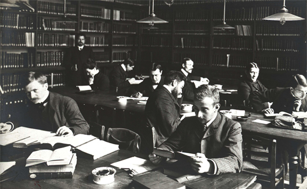 Image de bibliothèque